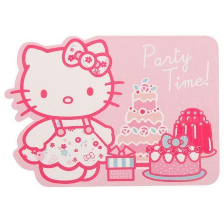 Hello Kitty Biglietti Invito