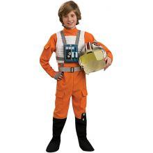 Star Wars  Costume Pilota Poe Daemeron