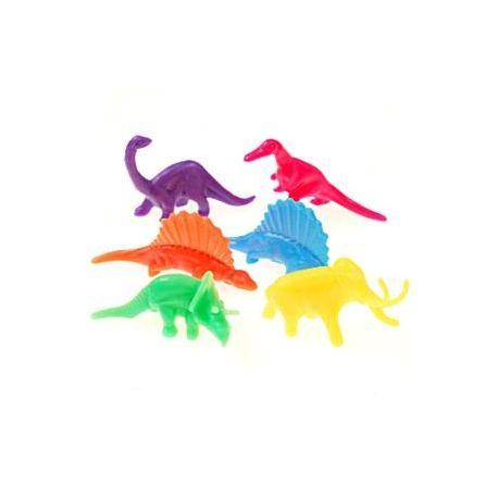 Matita con gomma dinosauro (4 pz)