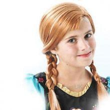 Parrucca per bambine Anna