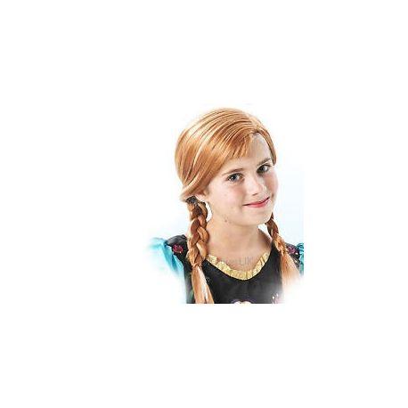 Parrucca per bambine Elsa