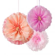 Fiori di Rose selvatiche  Pom pom