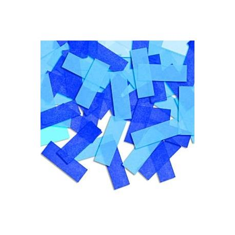 Coriandoli Pignatta Azzurri Blu