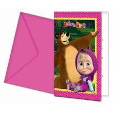 Masha e Orso Tovaglioli di carta (20 pz)