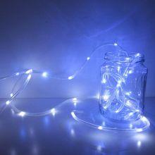 Luci al neon azzurro-blu 3 m