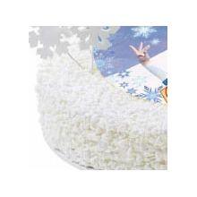 Codette in cialda color bianco  50 g