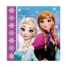 Tovaglioli Frozen Anna Elsa - Luci del Nord