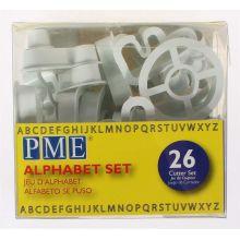 Tagliapasta lettere alfabeto (26 pz)