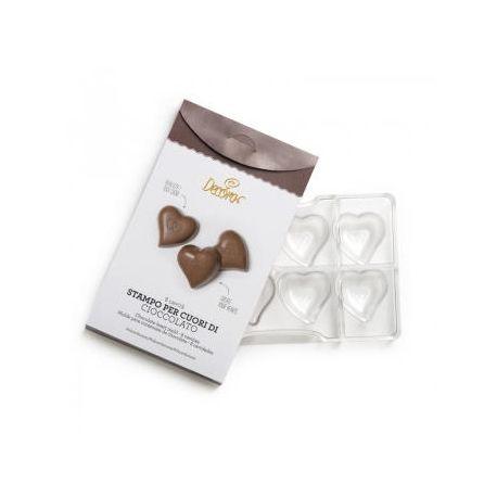 Stampo Decora per cioccolatini Cuore