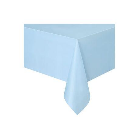 Tovaglia Plastica Azzurra