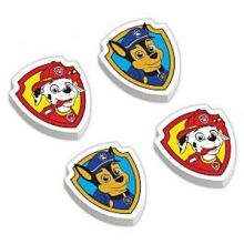 Gomme per cancellare Paw Patrol (12 pz)