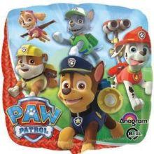 Palloncino Paw Patrol Minishape 23 cm