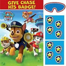 Poster e Gioco Party Paw Patrol
