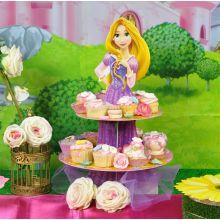 Alzatina Principesse Disney - Raperonzolo