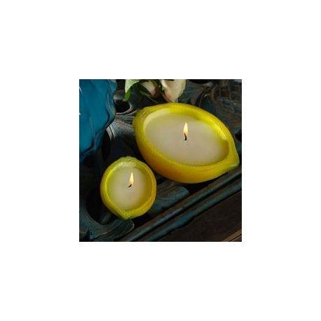 Candele decorative Limone