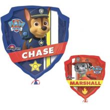 Palloncino Paw Patrol  Chase- Marshall 68 cm