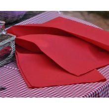 Tovaglia Carta Tessuto Rosso