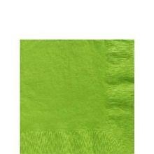 Tovagliolini di carta Verdi Lime 50 pz