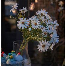 Ramo di Margherite 6 fiori H 62 cm