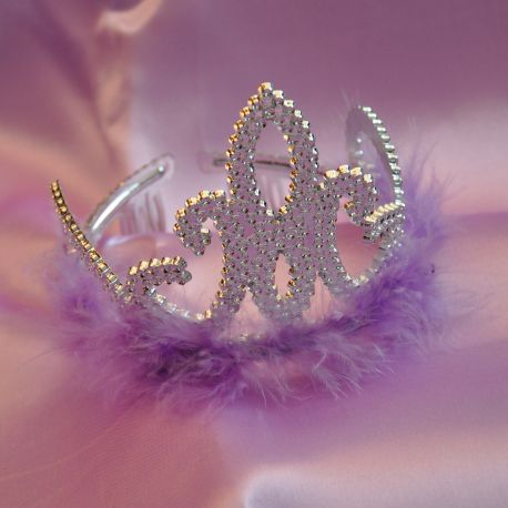 Corona Principessa Piume