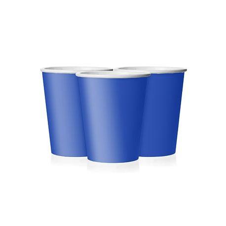 Royal Blu Bicchieri di Carta (8 pz)