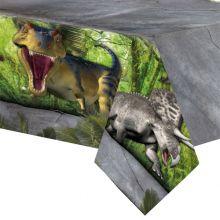 Tovaglia plastica Dinosauri 180 x 120 cm