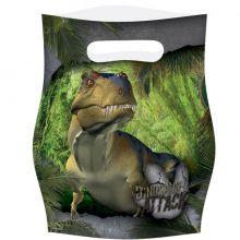 Festone Dinosauri  scritta Happy Birthay