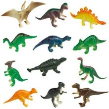 Statuine Dinosauri ( 4 pz )