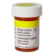 Colorante  Wilton Giallo  Limone 28 gr