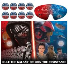 Star Wars Poster e Gioco Party