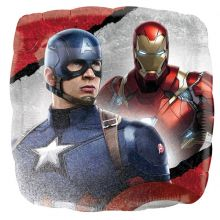 Palloncino Capitan America Civil War