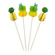 Pick Cocktail Ananas (12 pz)