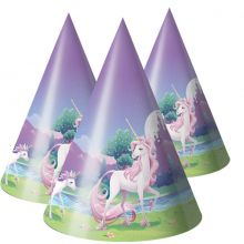 Unicorno Fantasy Cappellini Party