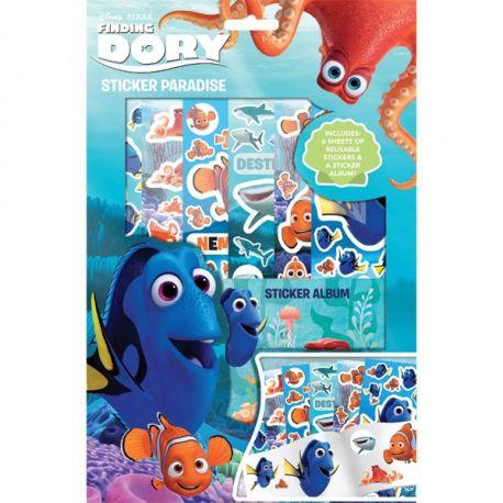 Sticker Paradise Alla ricerca di Dory