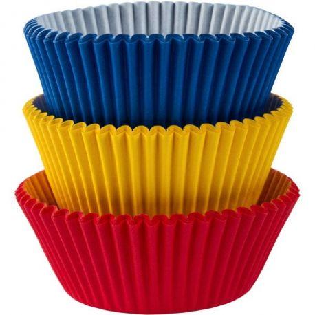 Pirottini Mix colori Blu Rosso Giallo 75 pz