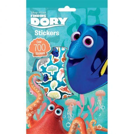 700 stickers Alla ricerca di Dory