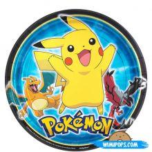 Piatti Festa Pokemon (23 cm)