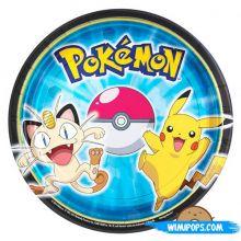 Piattini Pokemon (18 cm)