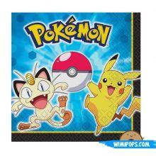 Tovaglioli Pokemon (16 PZ)