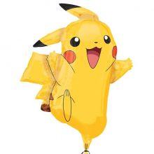 Festa Pokemon Palloncino Pikachu  78 cm