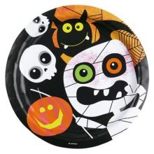 Festa Halloween Bambini Piatti