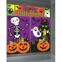 Scenografia Addobbi Halloween Casa Stregata