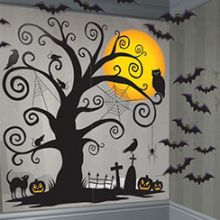 Grande - Scenografia Addobbi Halloween Big Kit