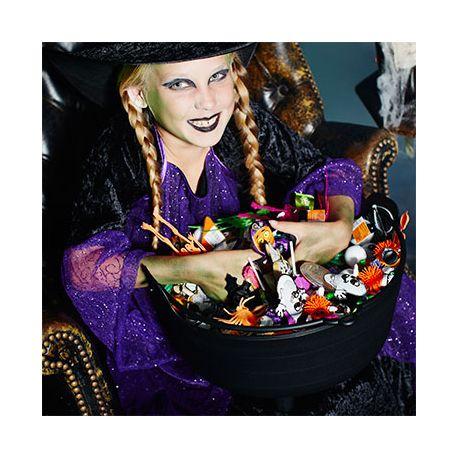 Calderone grande contenitore Halloween