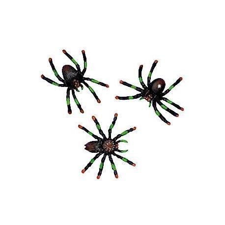 Gadget Halloween Ragni neri (8 pz)