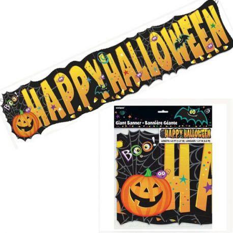 Addobbi Halloween Festone Grande