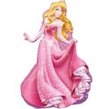 Maxi Palloncino Belle Disney