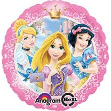 Palloncini Principesse Disney Glamour 43 cm