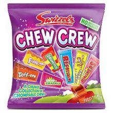 Gadget caramelle Mix Chew Crew Swizzels