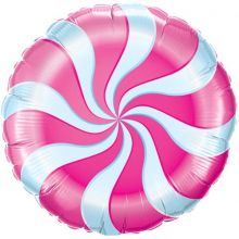 Pallocino Lollypop Rosa 45 cm